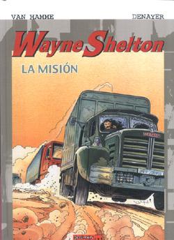 Wayne Shelton #1