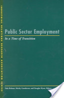 Public Setor Employment in a Time of Transition