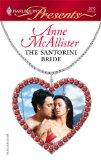 The Santorini Bride