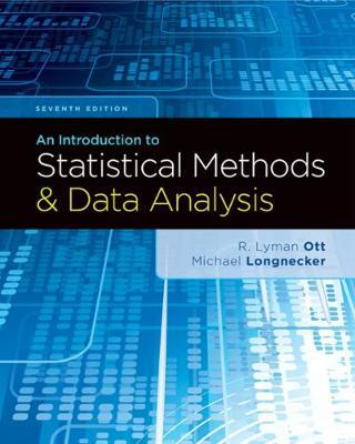An Introduction to Statistical Methods & Data Analysis