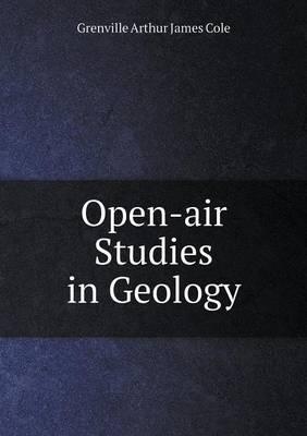 Open-Air Studies in Geology