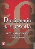 Diccionario De Filosofia/ Philosophy Dictionary