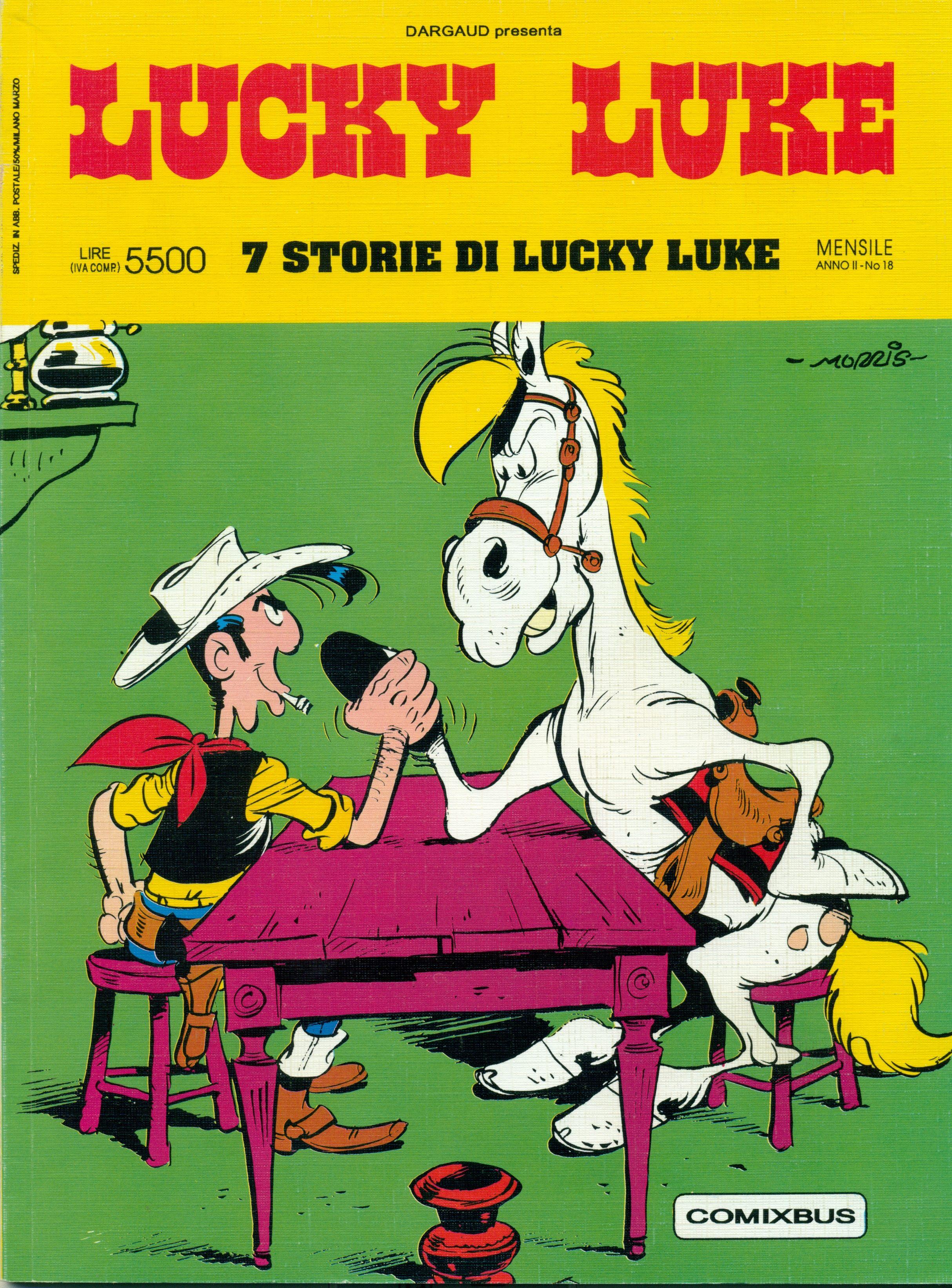 Lucky Luke - 7 storie di Lucky Luke