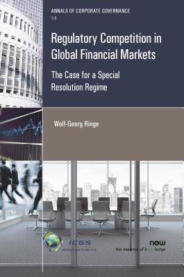 Regulatory Competition in Global Financial Markets