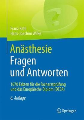 Anästhesie. Fragen Und Antworten