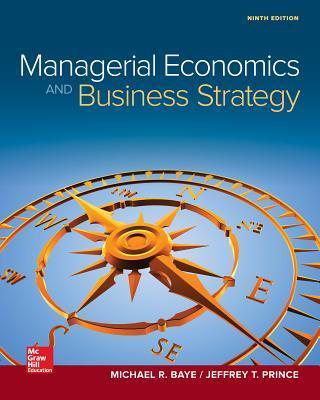 Managerial Economics...