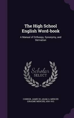 The High School English Word-Book