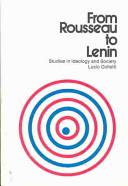 From Rousseau to Len...