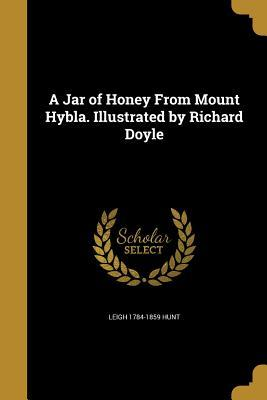 JAR OF HONEY FROM MOUNT HYBLA