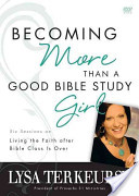 Becoming More Than a...