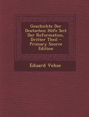 Geschichte Der Deuts...
