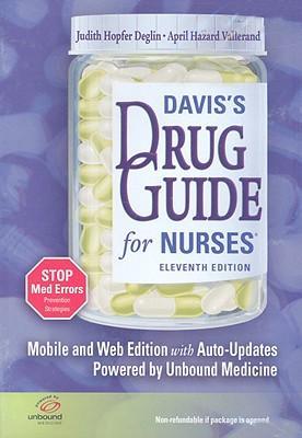 Davis' Drug Guide for Nurses