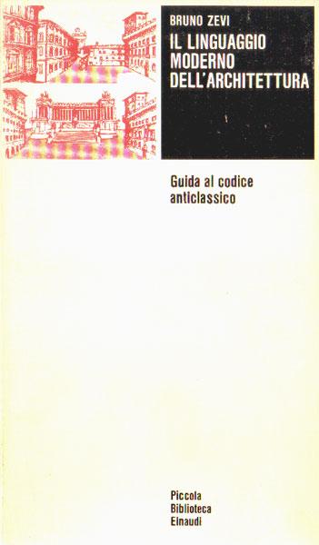 Il linguaggio moderno dell'architettura