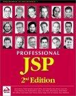 Professional JSP 2nd...