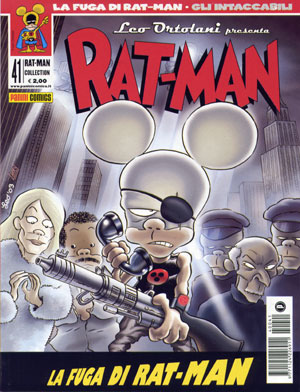 Rat-Man Collection n.41