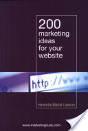 200 Marketing Ideas for Your Website