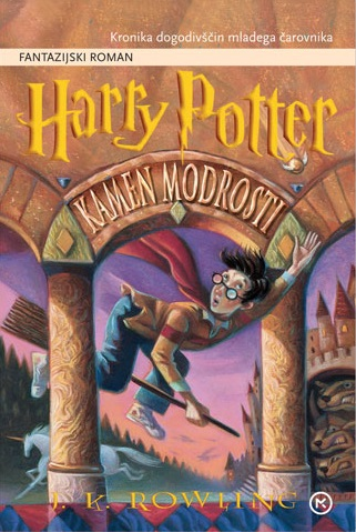Harry Potter: Kamen modrosti