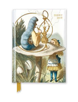 Tenniel - Alice in Wonderland 2019 Pocket Diary