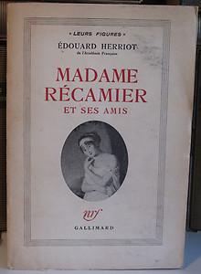 Madame Récamier et ses amis