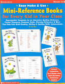 Easy Make and Use Mini-Reference Books for Every Kid in Your Class