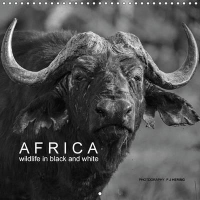 AFRICA wildlife in black and white 2015