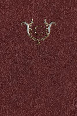 Monogram C Any Day Planner Journal
