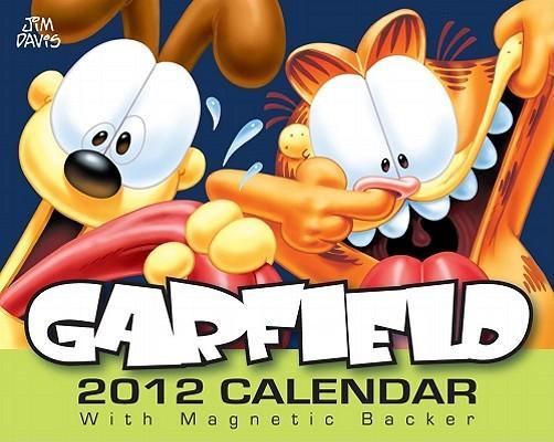 Garfield 2012 Calendar