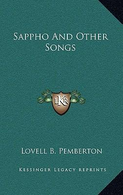 Sappho and Other Son...