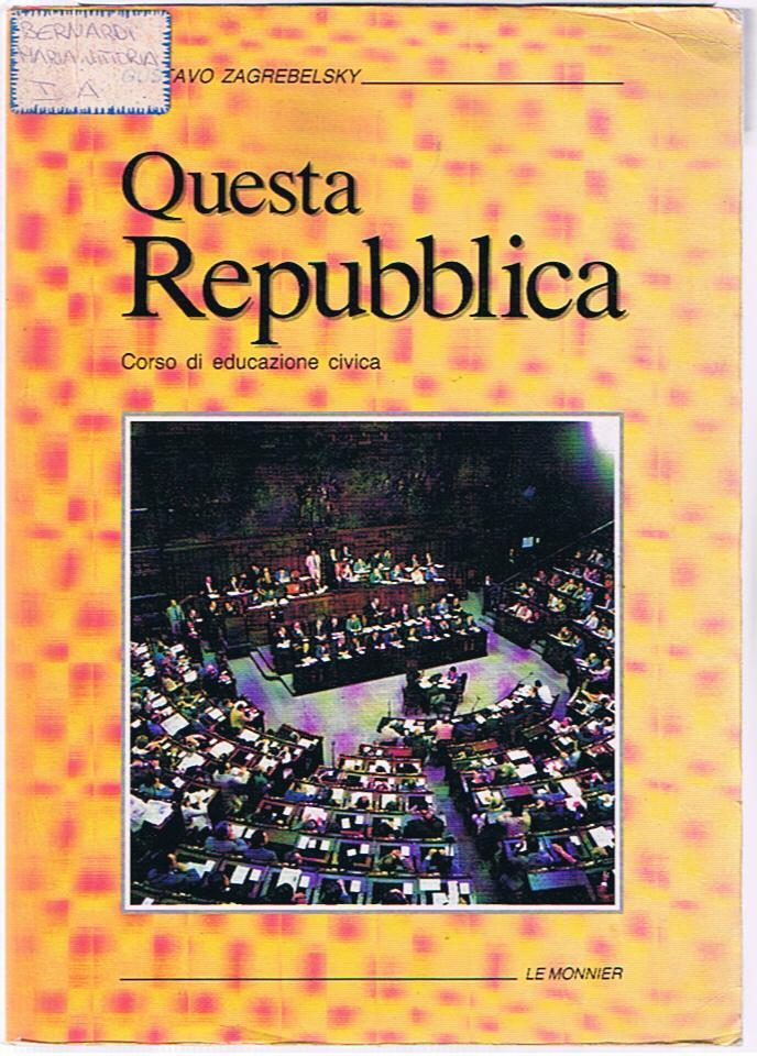 Questa Repubblica
