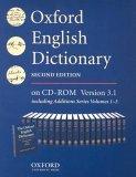 Oxford English Dicti...