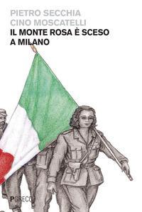 Il monte Rosa è sceso a Milano