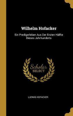 Wilhelm Hofacker