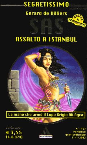 SAS: Assalto a Istanbul