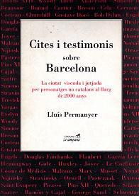 Cites i testimonis sobre Barcelona