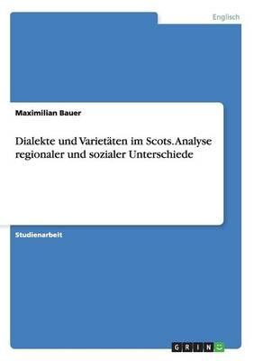 Dialekte und Variet�...