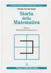 Storia della matematica / Dall'Antichità al Rinascimento