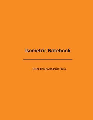 Isometric Notebook Orange