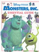 Disney Pixar Monsters, Inc. essential guide