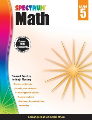 Spectrum Math, Grade...