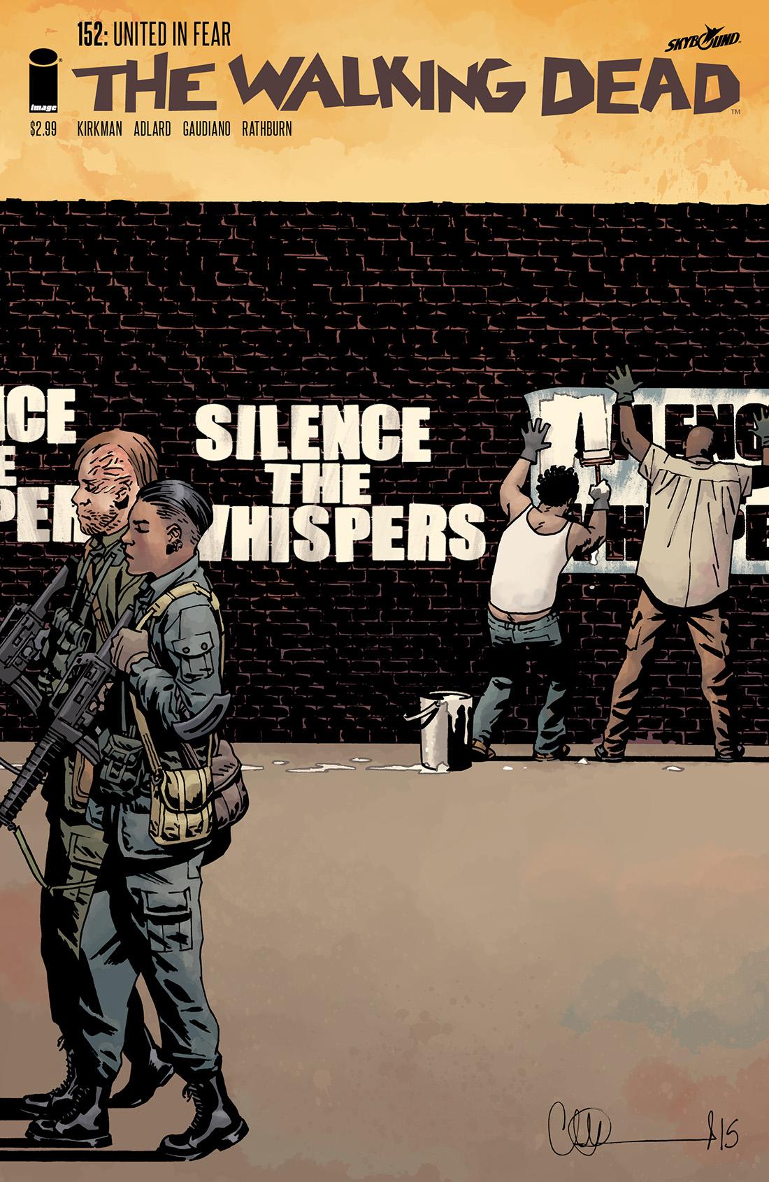 The Walking Dead #152