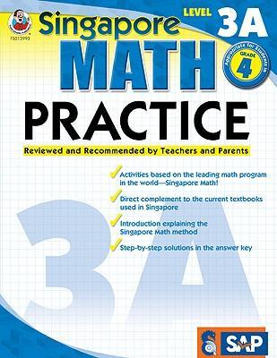 Singapore Math Practice, Level 3A