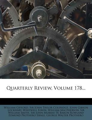 Quarterly Review, Vo...