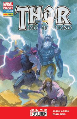 Thor - Dio del tuono n. 8
