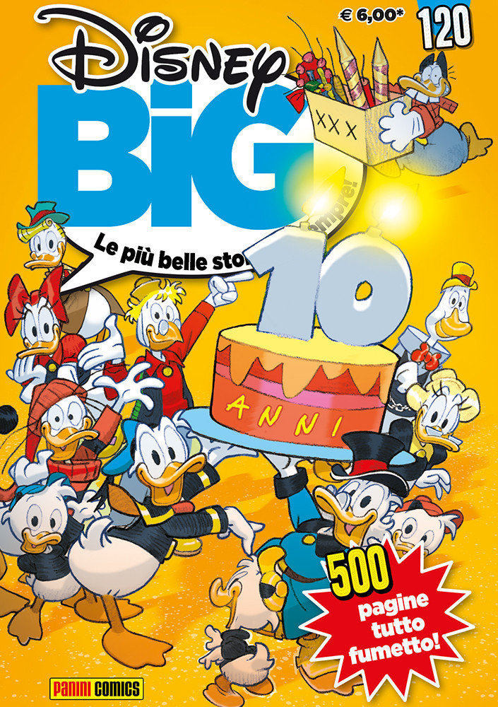 Disney Big n. 120