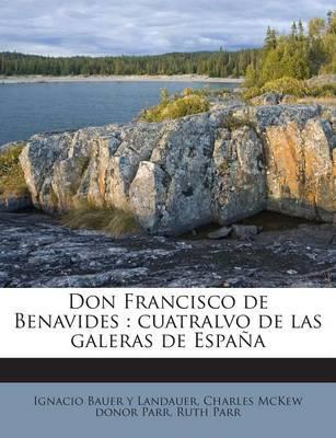 Don Francisco de Benavides