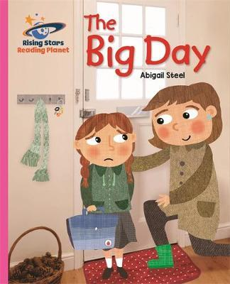 Reading Planet - The Big Day - Pink B