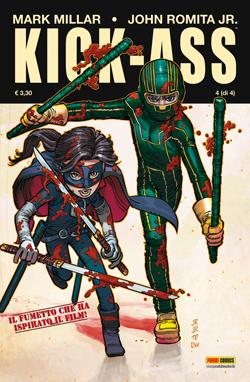 Kick-Ass n. 4 (di 4)