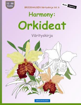BROCKHAUSEN Värityskirja Vol. 6 - Harmony
