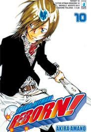 Tutor Hitman Reborn! vol. 10