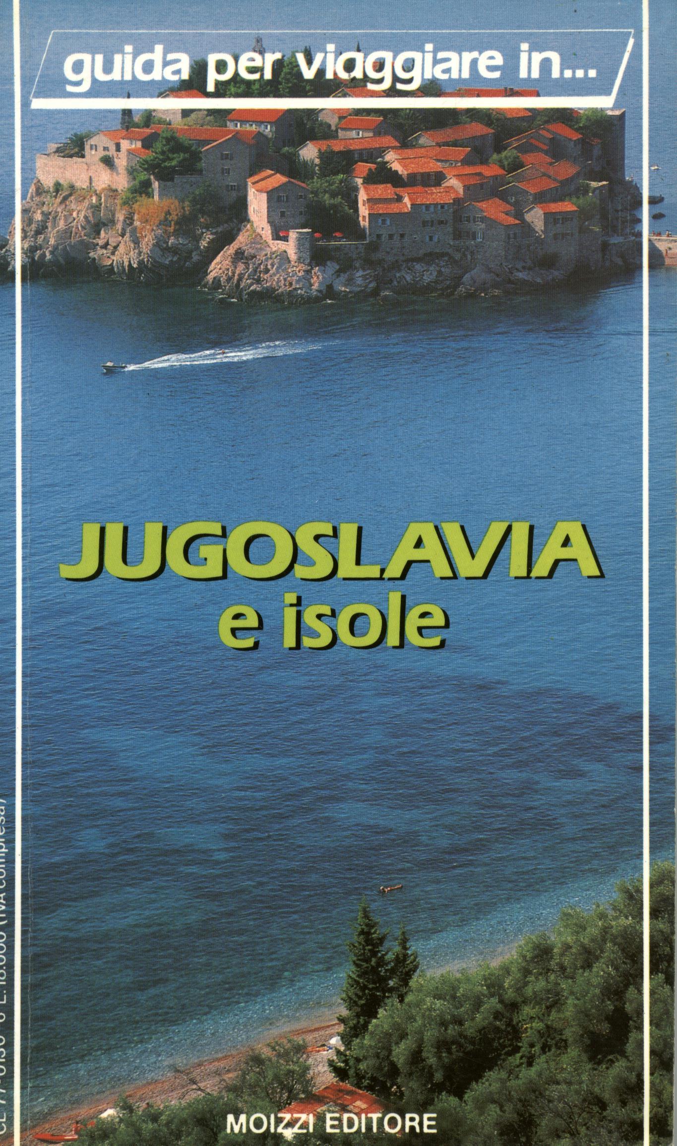 Jugoslavia e isole